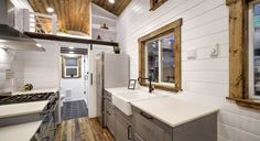 Rustic Meets Luxury: 30ft Loft Edition - Tiny House for Sale in Delta, British Columbia - Tiny House Listings