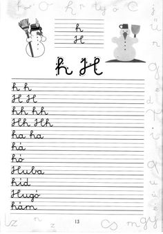 Írott betűk - kisferenc.qwqw.hu First Grade Classroom, Cursive, Special Education, Kids Learning, Worksheets, Coloring Pages, Literature, Album, Teaching