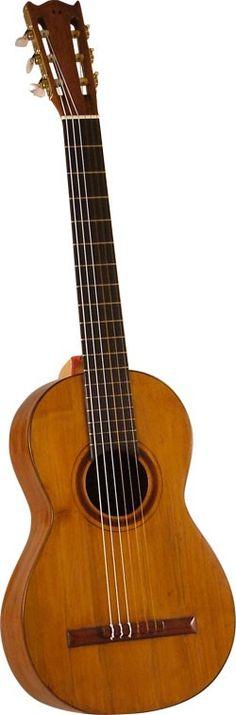 Antonio Torres Jurado guitar | Antonio de Torres 1863 | Vintage Guitar® magazine
