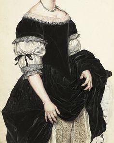 17th Century Clothing, 17th Century Fashion, Historical Costume, Historical Clothing, Baroque Fashion, Vintage Fashion, Medieval Witch, Fashion Design Sketches, Wedding Story