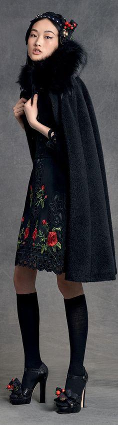 Dolce & Gabbana winter 2016