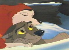 Balto and Jenna my favorite non-Disney movie and couple Wolf, Disney Love, Disney Magic, Disney And Dreamworks, Disney Pixar, Balto Film, Balto And Jenna, Disney Movies To Watch, Childhood Movies