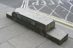 The mounting block on Waterloo Place in Cornish granite Ww2 Women, National Portrait Gallery, Us Map, Geology, Duke, Granite, Britain, The Past, Urban