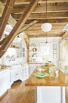 Home Remodel Fixer Upper 100 Best Kitchen Design Ideas - Pictures of Country Kitchen Decorating Inspiration Küchen Design, Design Case, House Design, Design Ideas, Design Interior, Interior Colors, Design Inspiration, Country Kitchen, New Kitchen