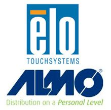 Almo Announces New Distribution Agreement with Elo Touch Solutions