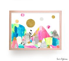 Image of Limited Edition Print // Beyond Mountains #2