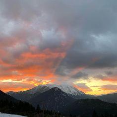 View from katafygiochalet, photo by Manos Tsolakis