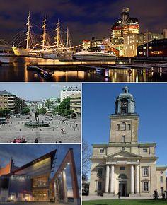 Gothenburg Sweden...hopefully next year!
