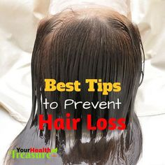 16 Natural Tips To Prevent Hair Loss:   How To Stop Hair Loss, Hair Falling Out, Hair Loss Home Remedies, How To Get Rid Of Hair Loss, Stop Hair Loss, Ways To Stop Hair Loss, Tips To Stop Hair Loss, Hair Loss Treatment, Stop-Hair-Loss-Naturally