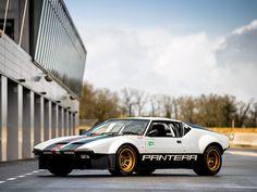1972–73 De Tomaso Pantera Gr. 4