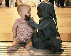 Humanity should be our race. Love should be our religion.