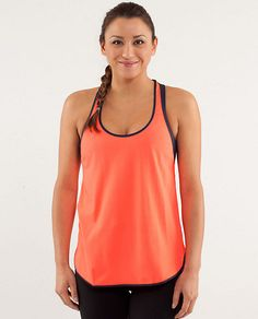 2a491f9b4e 105 F Singlet - Lululemon purchase of the day! Love! Outfit Goals