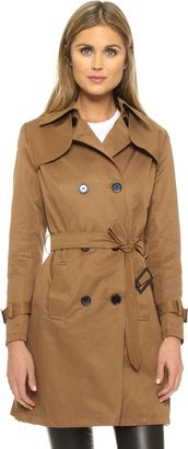 Shop Now - >  https://api.shopstyle.com/action/apiVisitRetailer?id=504420032&pid=uid6996-25233114-59 Sincerely Jules Camille Trench Coat  ...