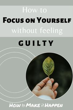 Focusing too much on others not only caused me much pain in the past, but I also feel like it delayed my personal development in… Focus On Me, Focus On Yourself, How To Better Yourself, Meditation For Health, Attitude Of Gratitude, Book Suggestions, Self Awareness, Feeling Happy, Self Confidence