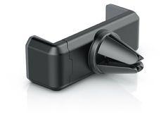 fixxo Universal KFZ-Handyhalter, Rückseite mit der beschichteten Haltekralle für schmale und breite Lüftungslamellen