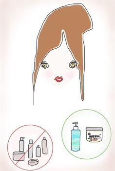 Hair products: A thorough explanation of the main types & some key Do's/Don'ts from experts