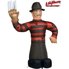 Freddy Krueger Giant inflatable