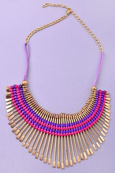 Egyptian Gypsy Necklace from Gypsy Outfitters