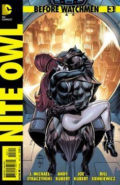 Before Watchmen: Nite Owl (DC, 2012) #3