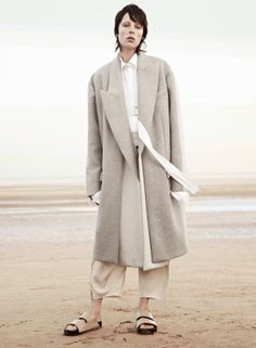 great styling on this Vogue Paris November 2013 Editorial