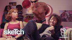 Enchufe tv el mundo al reves gays y heterosexual marriage
