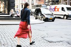 Spring is the THING! Enjoy This Street Style Slideshow & Playlist to Celebrate - Man Repeller