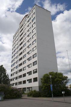 Viitaniemi, Jyväskylä / residential building by Alvar Aalto