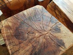 gerendabútor, tölgy hasáb natúr fa bútor