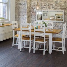 Tuscan 1400/1800 Small Extension Package (Table: 1400/1800W x 900D x 780H mm; Chairs: 470W x 500D x 1080H mm) RRP $1,558
