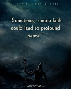 Lord Shiva quotes in English. We compiled some of the best quotes from the trilogy that reflect what it's all about. Hindu Quotes, Gita Quotes, Krishna Quotes, Spiritual Quotes, Wisdom Quotes, Qoutes, Positive Quotes, Motivational Quotes, Inspirational Poems