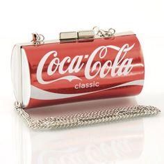 Coca-Cola Can Bag $20.00 clutch ,portföy çanta, aksesuar