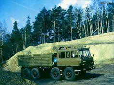 Tatra T815 VT26.265 8x8 1994–98