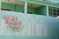 Vernacular Territory (great urban typography blog) in Miami