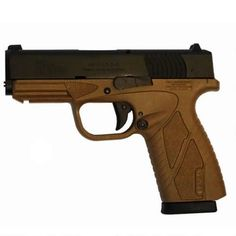 "Bersa BP9CC Pistol 9mm Luger 3.3"" Bbl 8rds Polymer Blk/FDE - BP9DECC - Loading that magazine is a pain! Excellent loader available for your handgun Get your Magazine speedloader today! http://www.amazon.com/shops/raeind"