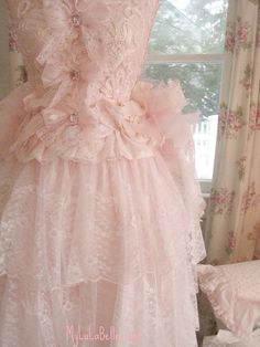 Marie Antoinette Dress Form by mylulabelles, via Flickr