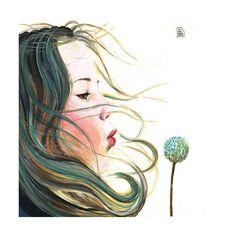 MISCELANEA · Artworks: Niña - Joana Santamans