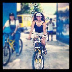 Disfruta de un paseo en bicicleta al rededor de nuestras instalaciones en #Actopan #Veracruz http://www.veracruztravel.com.mx