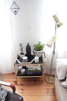 14 besten Servierwagen Bilder auf Pinterest | Bar Cart, Living Room ...