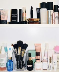 """9,270 Likes, 65 Comments - Into The Gloss (@intothegloss) on Instagram: """"Well played, @elysegoyen #itgtopshelfie"""""""