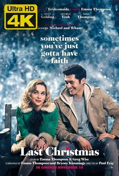 We check out Last Christmas, directed by Paul Feig, starring Emilia Clarke and Henry Golding, with a story by Emma Thompson & Greg Wise Michelle Yeoh, Emma Thompson, George Michael, Michael Song, Film Feel Good, Greg Wise, Christopher Plummer, Bon Film, Life Of Crime