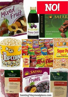 Banting Diet, Whole Food Recipes, Cereal, Berries, Keto, Fruit, Breakfast, Health, Life