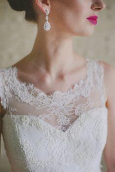 Daria & Łukasz - Ślub Na Głowie Lace Wedding, Wedding Dresses, Drop Earrings, Jewelry, Women, Fashion, Bride Dresses, Moda, Bridal Gowns