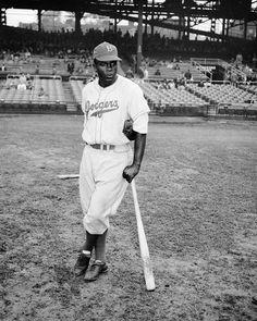 Jackie Robinson, Brooklyn Dodgers