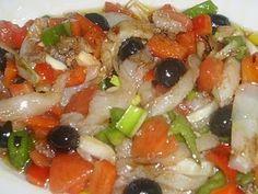 Esqueixada de bacallà, Gastronomia catalana