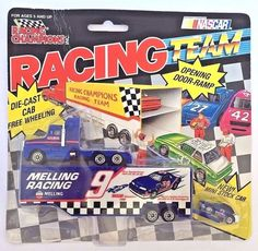 Lionel Nascar Bill Elliott 9 Stock Car Racing Winston Cup Champion Collector  #LionelNASCAR #Ford $6.50#Nascar Stock Car#Racing Collectibles#Winston Cup Racing