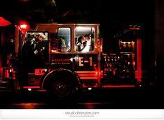 Engagement + Fire Truck