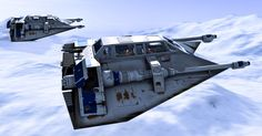 'Rogue One: A Star Wars Story' to Bring Back Original Snowspeeder? -- The T-47 Airspeeders seen during the Hoth attack in 'Empire Strikes Back' are rumored to be making a comeback in the 'Star Wars' spinoff 'Rogue One'. -- http://movieweb.com/rogue-one-star-wars-story-snowspeeder-t47-airspeeder/