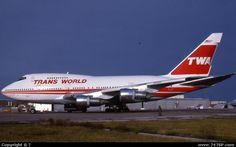 TWA 747 SP