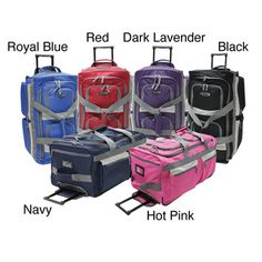 Olympia 29-inch 8-pocket Rolling Upright Duffel Bag | Overstock.com Shopping - Big Discounts on Olympia Rolling Duffels