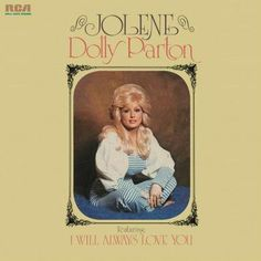 DOLLY PARTON-JOLENE -LP-